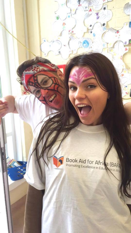 BOURNEMOUTH UNIVERSITY FUNDRAISING DAY 2015