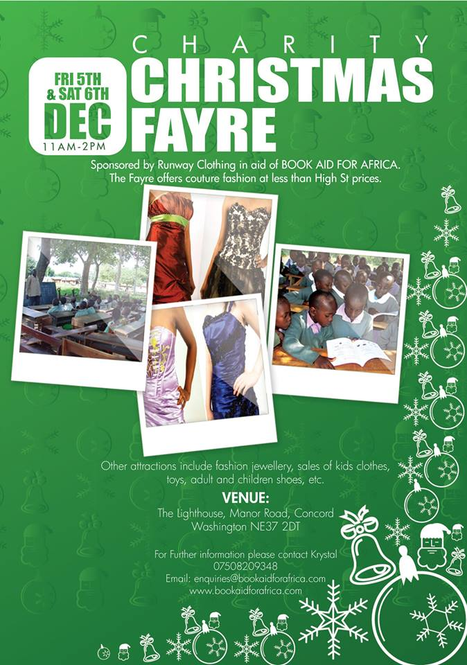 CHRISTMAS FAYRE AT WASHINGTON