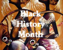 OCTOBER IS BLACK HISTORY MONTH
